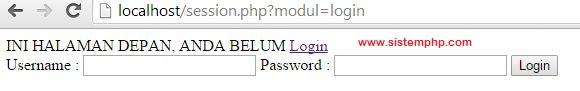 Kegunaan dan Cara Menggunakan $_SESSION[] PHP