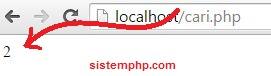 Aplikasi Menghitung Keyword di PHP
