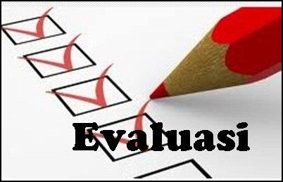 Sistem informasi evaluasi