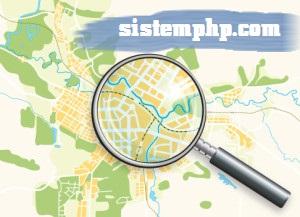 Jenis sistem informasi geografis
