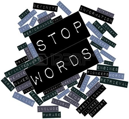 Cara Simpel Membuat Stopword di  PHP