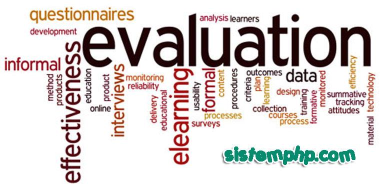 Evaluasi Sistem Informasi Akademik