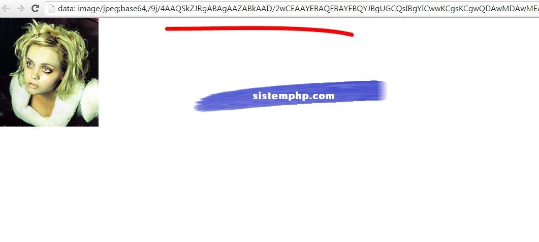 PHP - Cara Mengamankan Source (src) Url Gambar