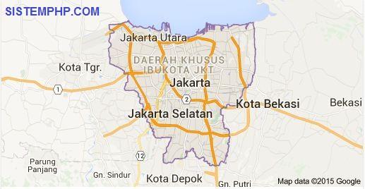 Data Sistem Informasi Geografis