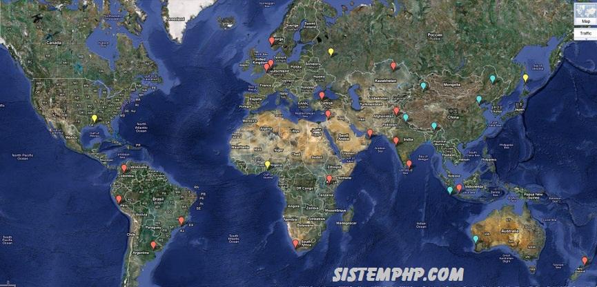 Aplikasi Sistem Informasi Geografis di Bidang Kelautan dan Perikanan
