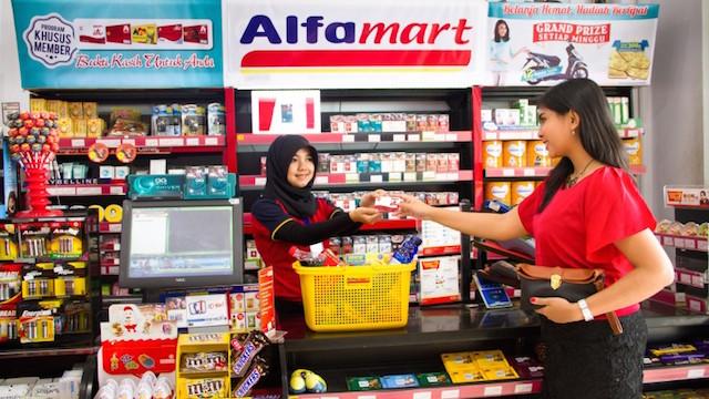 5 Aplikasi Sistem Informasi Manajemen Pada Alfamart
